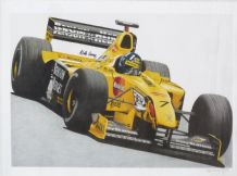 DAMON HILL Jordan-Mugen 1999  by Nick Curry